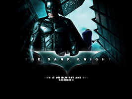 The Dark Knight Wallpaper by elcrazy