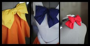 Sailor Venus WIP by ForeverAdel