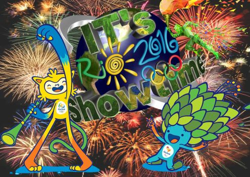Rio 2016 Olympic Games ...Showtime by Cowboyz123