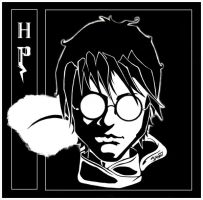 Harry Potter by HowlSeage