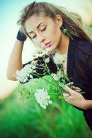 Wild Flowers by cocainacola