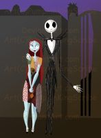 Pumpkin King and Ragdoll by PumpkinKingScribe
