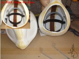 MLP Mare Molds with fitted Headgear by AtalontheDeer