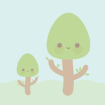 Happy Trees by apparate