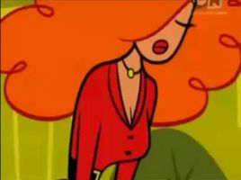 Miss Bellum's face revealed by MidnightAvatArtist8