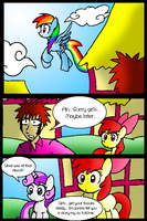 My Little Dashie II: Page 74 by NeonCabaret