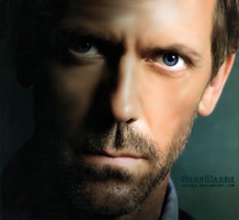 Hugh Laurie 3 by Kot1ka