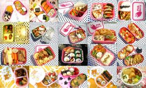 Bento Collage 2 by Corselia