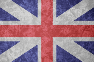 Great Britain ~ Grunge Flag (1707 - 1801) by Undevicesimus