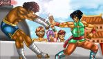 Yamcha in Dragon's Rock: Grand Master's Tournament by YamchaFan91