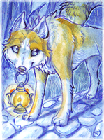 ACEO_Endul by Kyuubreon