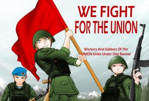 Fight for the Union by AFBA