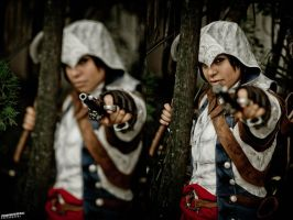 Connor Kenway : Prepare to die by AxelTakahashiVIII