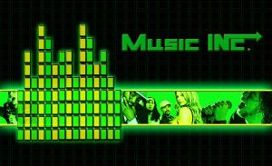 Music Inc Wallpaper by Sparticus9090