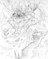 Lucifer final pencils by TGping