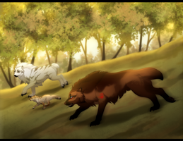 Hill Chase - Collab by JollyMutt