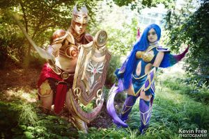 Valkyries by OshleyCosplay
