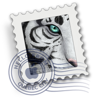 Tiger Mail by sir-martyo