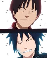 Naruto 623 : Rivals but friends by Kyuubii9