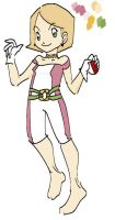 Trainer - Cindy Haley Maria by kaitoupirate