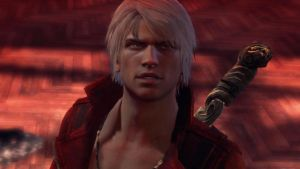 DMC3 Dante in DmC by EarthCenturion