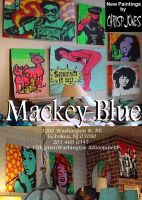 Mackey Blue Chris P Jones by chrispjones