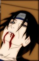itachi dies by bunnyitachi