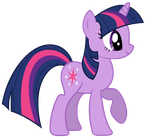 Twilight Sparkle Vector by Piolet231