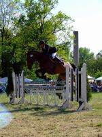 horse jump by Cab-GdL