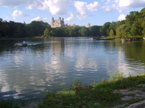 Central Park by soulfulheart