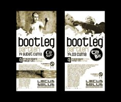 Locus Solus Bootleg Poster by can