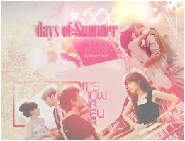 500 days of summer by Fleur-Vent