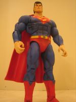 THE MAN OF STEEL SUPERMAN by efrece