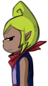 Tetra Twitter Doodle by Icy-Snowflakes
