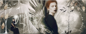 Death of an Angel Signature by VaLeNtInE-DeViAnT