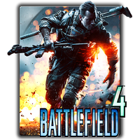 Battlefield 4 icon4 by pavelber