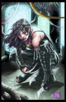 X-23 2013 colors by hanzozuken