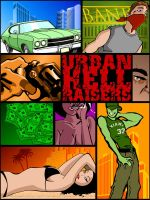 Urban Hellraisers 01 by red5