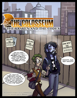 The Colosseum: Audition 01 by Bilious