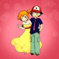 pokeshipping by tenshi-no-pocky