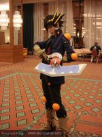 Yusei cosplay - complete by Malindachan
