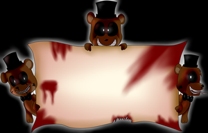.:Free:. Mini freddys Cartel by Ashleywolfy14