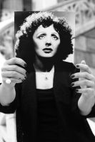 If I were Edith Piaf by akrialex