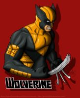 All New Marvel Now Wolverine by ghostly666