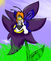 Nova the butterfly by VerbbyShadow