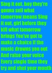 My Chemical Romance - sing by BruceBannerFanGirl