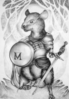 Martin the Warrior by redwall-club