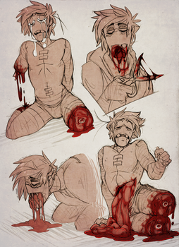 Blood and Tears by BlasticHeart