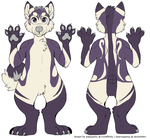 [Closed] Anthro Canine Adopts by Pants-Adopts