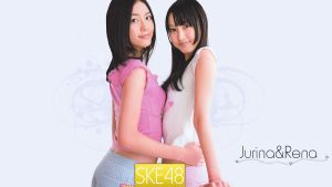 Jurina and Rena by Hanabiratachi48